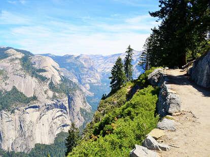 national park trail restoration