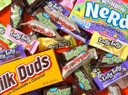assorted candy