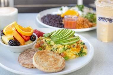 swamis breakfast