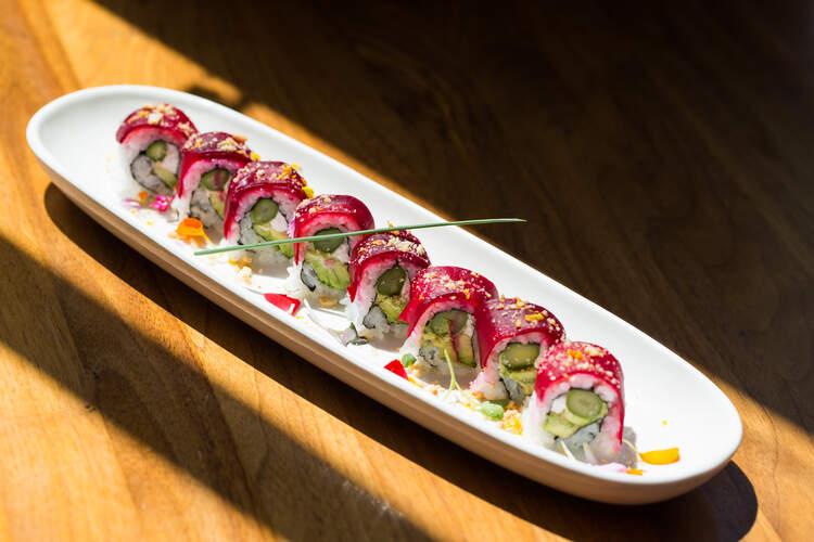 Chikyu Vegan Sushi Bar & Izakaya