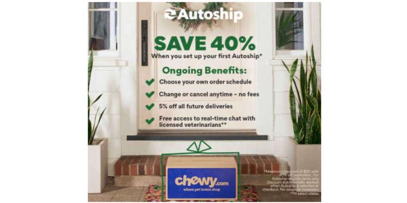 Chewy Autoship