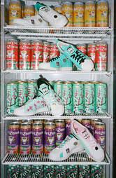 arizona iced tea adidas sneakers