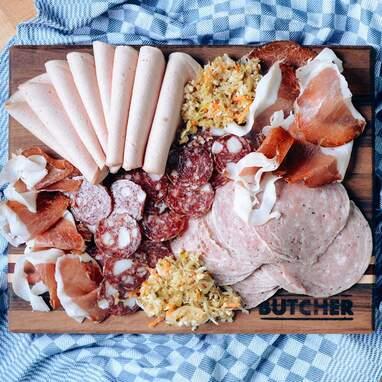 Cochon Butcher—Butcher Charcuterie Box for 4