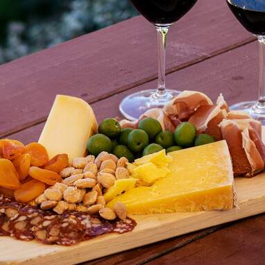 Oakville Grocery—Cheese and Charcuterie Pairing for Red Wine