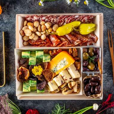 Cheeseboarder—Terza Cheese & Charcuterie Board for 3-4