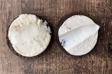 Cream Test for Gluten-Free Oreos