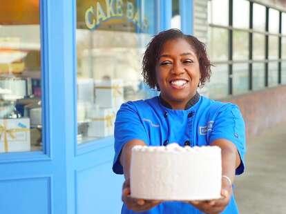 Cake Bar cake