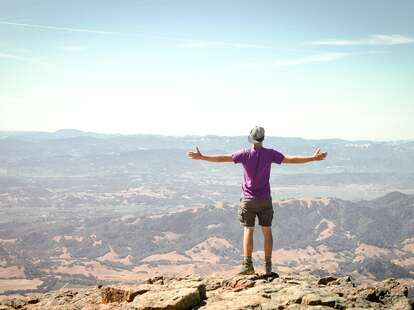 california hiker