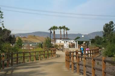 walker preserve trail