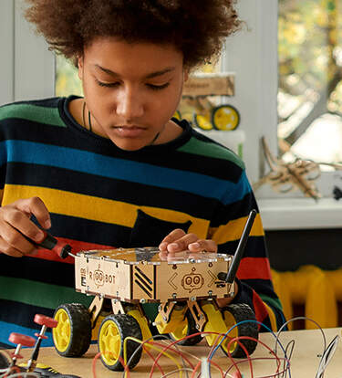 STEM Toys To Keep At-Home Learning Fun for Kids