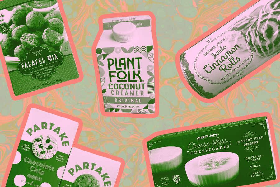 The 16 Essential Vegan Items at Trader Joe's