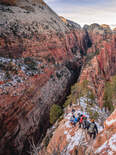 zion hikers