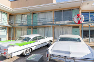 National Civil Rights Museum at the The Lorraine Motel