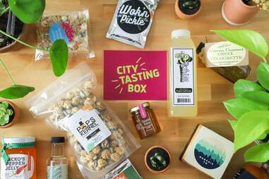 City Tasting Box