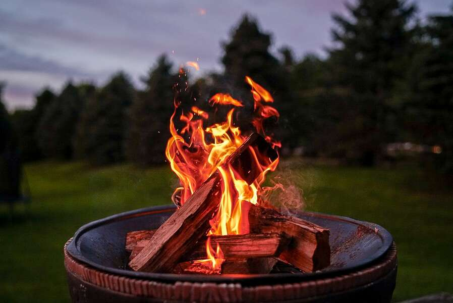Get a Brand New Fire Pit for Only $50, No Strings Attached