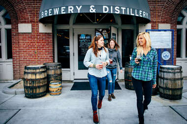 The Depot Craft Brewery and Distillery