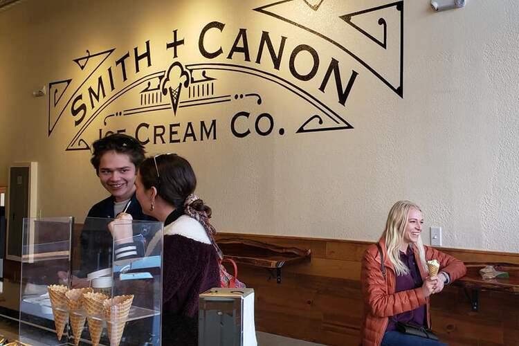 Smith+Canon Ice Cream co.
