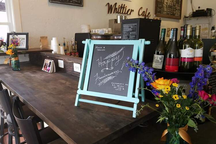 Whittier Café
