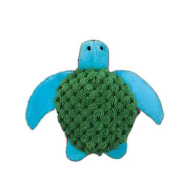 KONG Refillable Turtle Catnip Toy