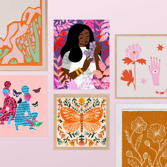 Black Artist Prints That Will Make a Big Design Impact