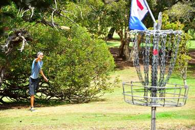 Morley Field Disc Golf Course