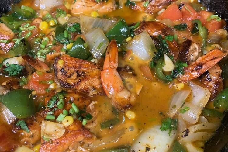 Black Nile Seafood & Soul Food