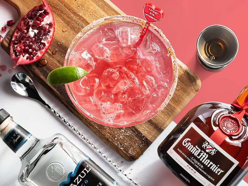 Chili's Is Serving $5 'Grand Romance' Margaritas All This Month