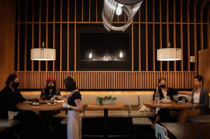boqueria indoor dining
