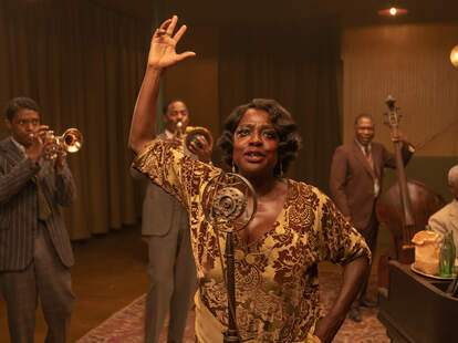 ma rainey's black bottom, viola davis, chadwick boseman