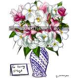 For George Floyd Digital Floral Arrangement
