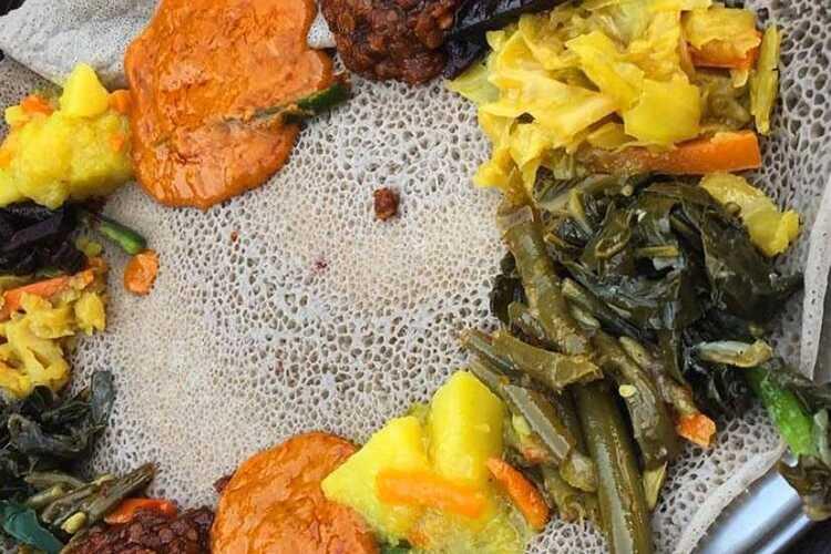 Tsehay Ethiopian Restaurant & Bar