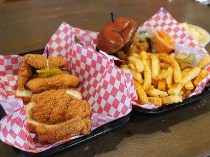 hotville chicken sandwiches
