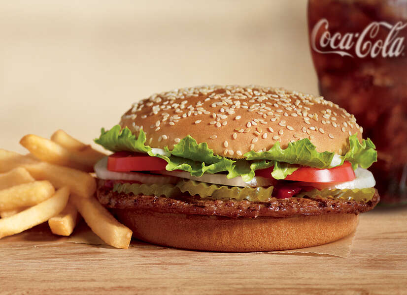 Grab a Free Whopper on Super Bowl Sunday