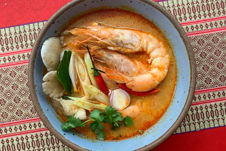 Fiery Tom Yum Noodle Soup Will Carry You Through the Rest of Winter