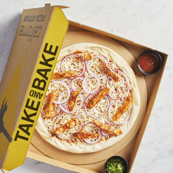 Get a Free Pizza at California Pizza Kitchen for Ordering During the Super Bowl