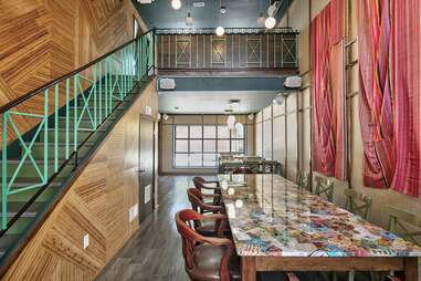 NiHao's dining room