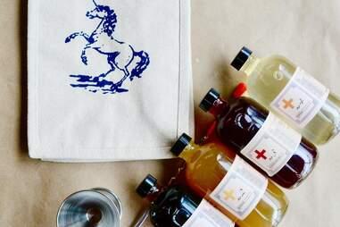 The Violet Hour drink kit