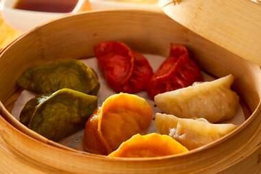 Royal China dumplings