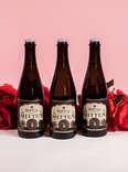 valentine's day barrel-aged cider