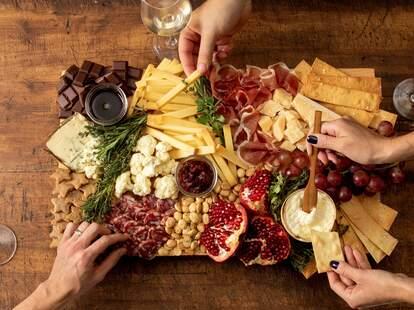 cheese board cheeses pairing