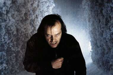 jack nicholson in the shining, jack torrence the shining