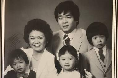 The Hsu family