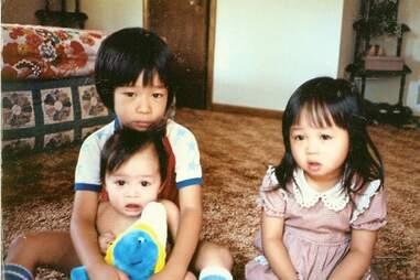 Howard, Ron, and Anita Hsu