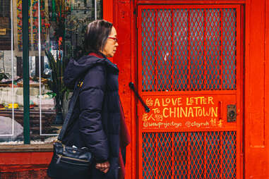 Grace Young chinatown
