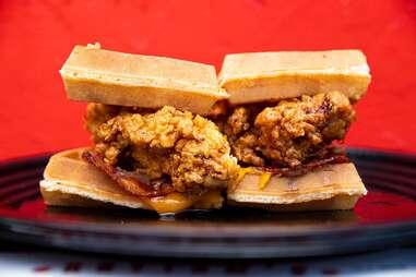 Rhythm's Chicken and Waffles