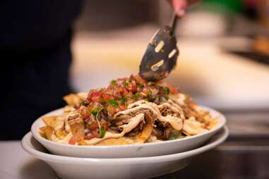 Aurum Food and Wine nachos