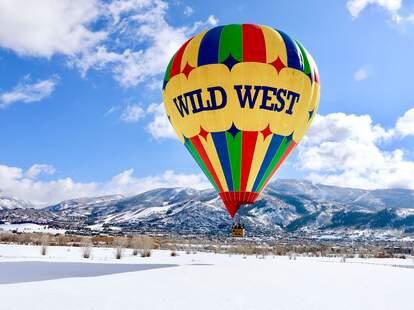 Wild West Balloon