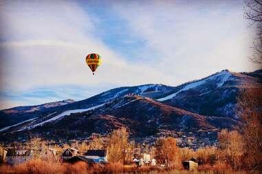 Wild West Balloon Adventures