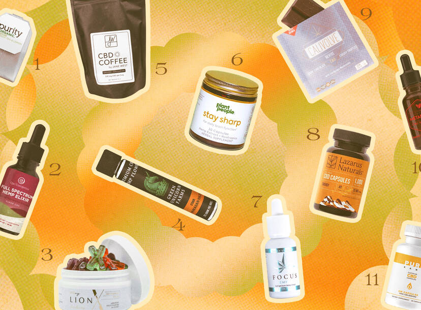 Best CBD Products For Focus & Energy: Can CBD Help You Focus? - Thrillist