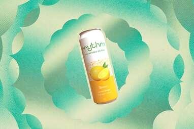 Rhythm Recover - Lemon Ginger Seltzer 4-pack